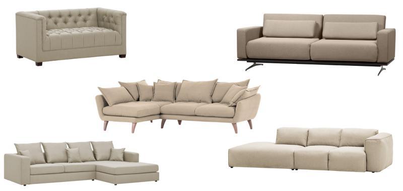 wohnzimmer in beige beruhigend und nat rlich wohnlandschaften wohnideen. Black Bedroom Furniture Sets. Home Design Ideas