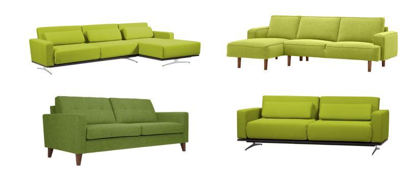 wohnzimmer mit gr n einrichten wohnlandschaften wohnideen. Black Bedroom Furniture Sets. Home Design Ideas
